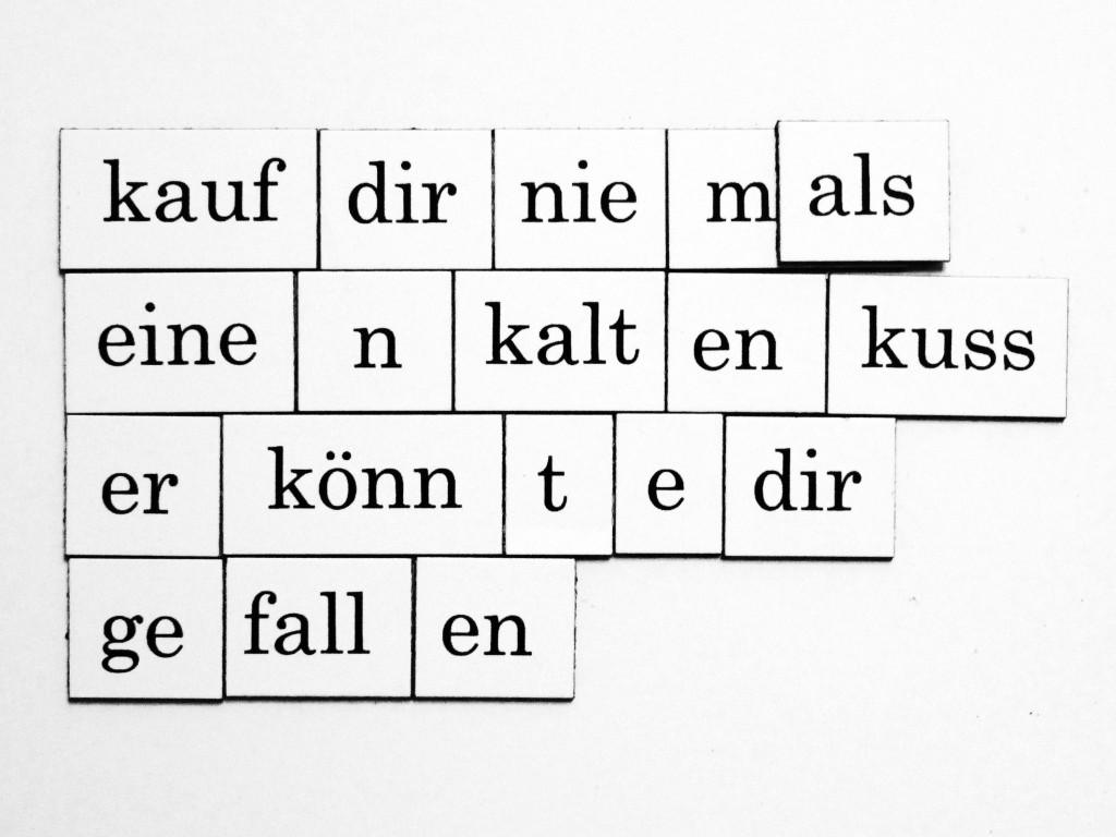 der kalte kuss, 2013/15