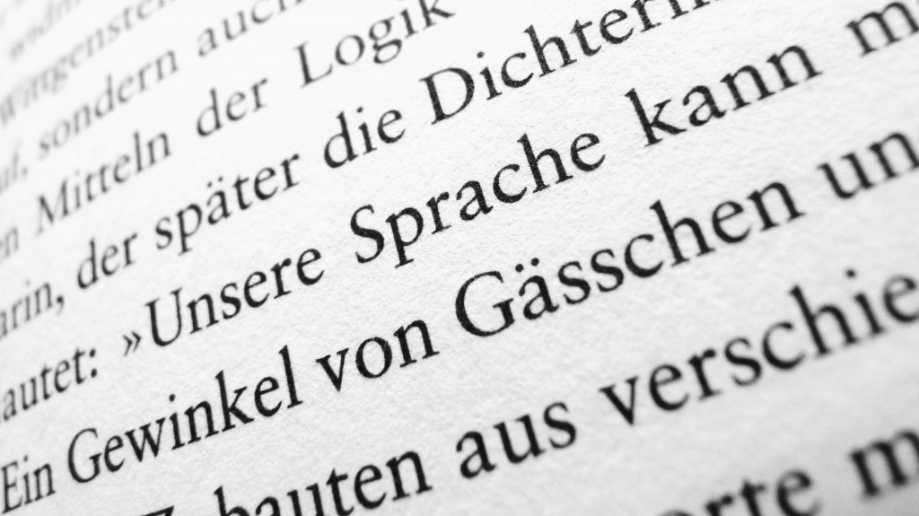 """sprache"", 2016"